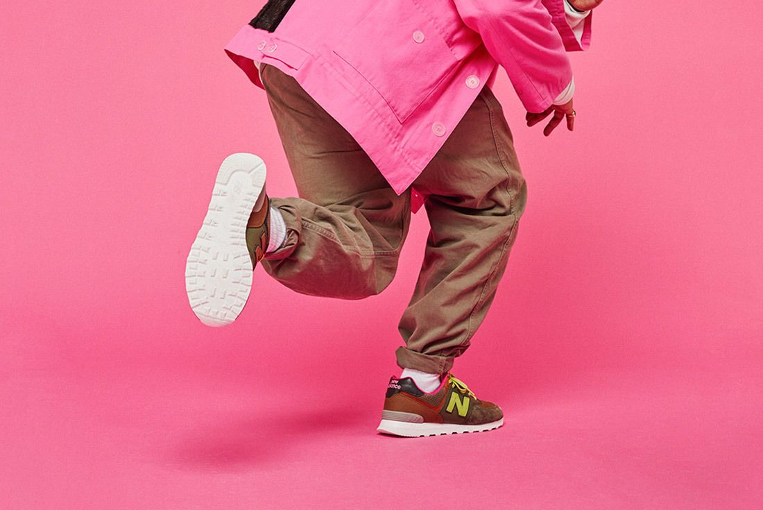 Sneakersnstuff New Balance 574 5