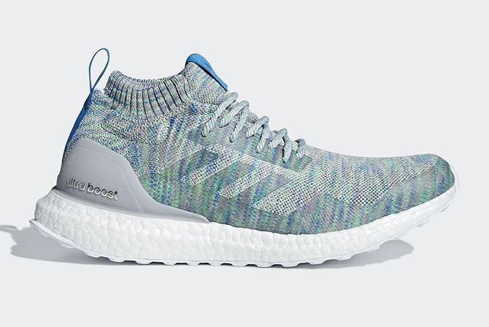 Adidas Ultra Boost Mid Multicolour 1