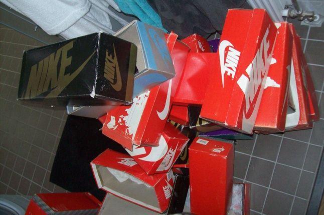 Nike Vintage Various Boxes 2 1