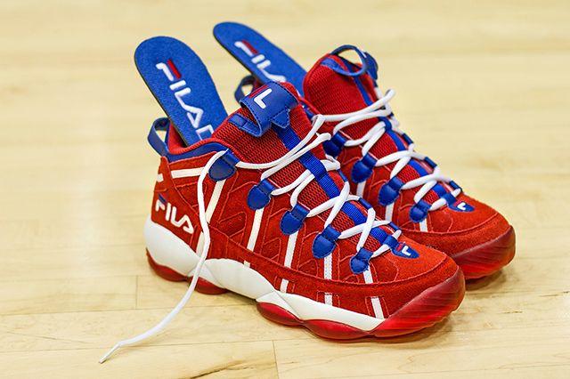 Ubiq X Packer Shoes X Fila Spaghetti Filadelphia 4
