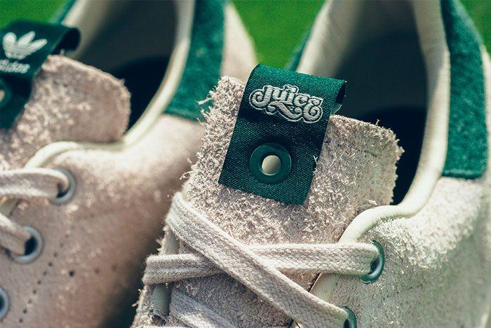 Juice X Adidas Stan Smith 3