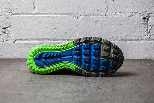 Nike Zoom Wildhorse Mercury Grey Flash Lime