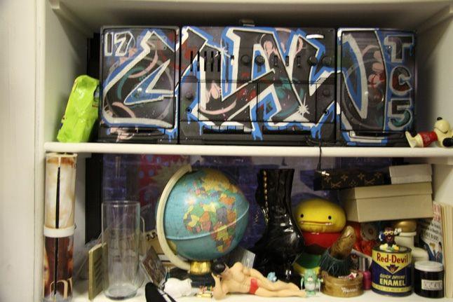 Claw Graff 1