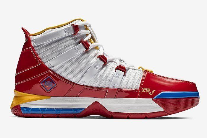 Nike Lebron 3 Superbron 3
