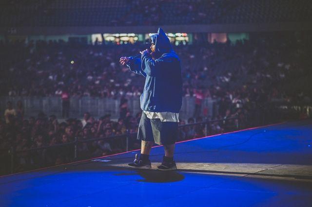 Eminem The Rapture Action Bronson Melbourne 34