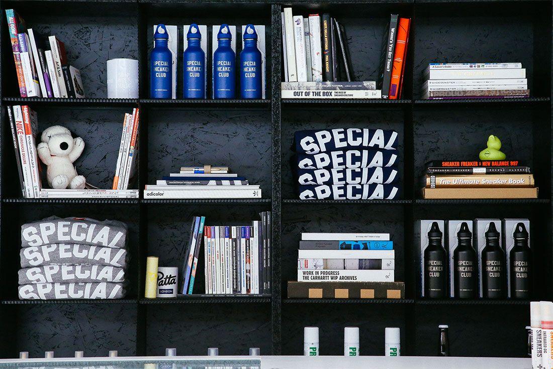 Special Sneaker Club Headquarters Milan In Store Shot9