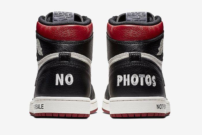 Air Jordan 1 Retro High Og No Ls Varsity Red 4