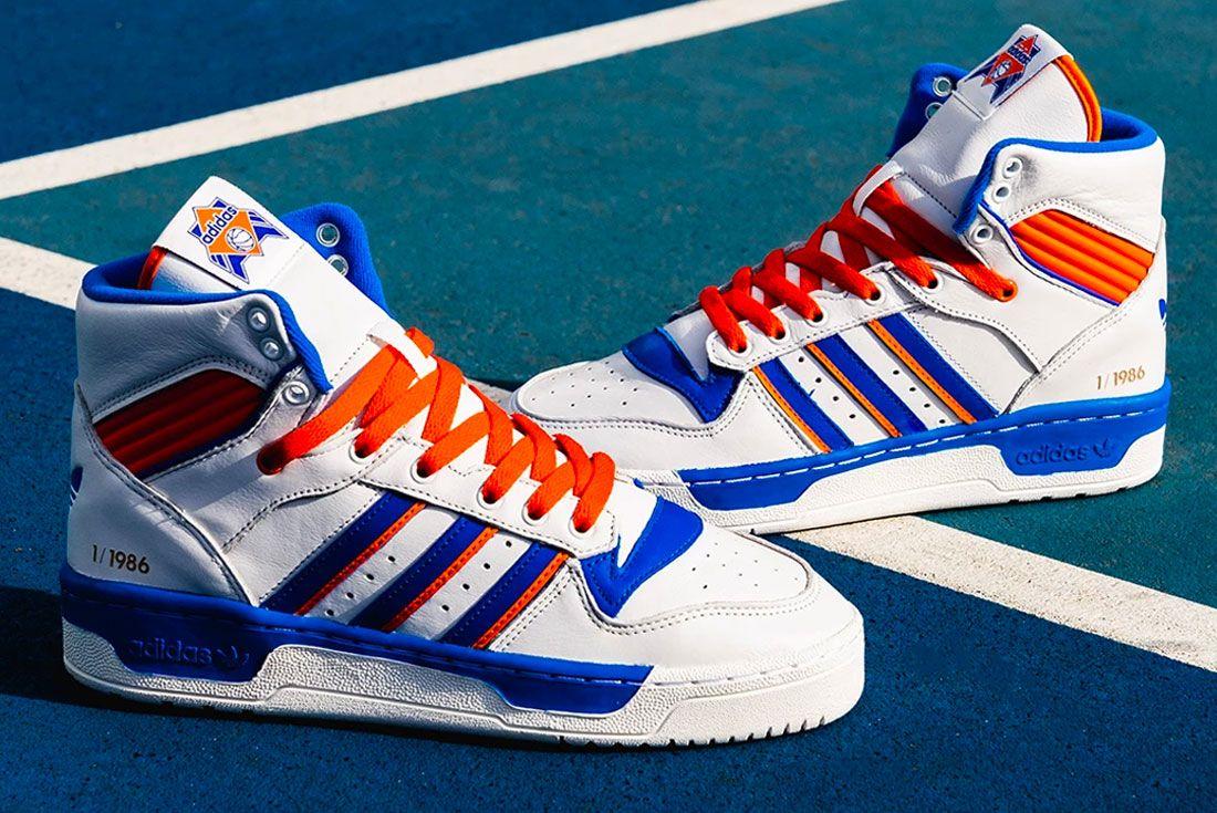 Adidas Originals Eric Emanuel Rivalry Hi 1