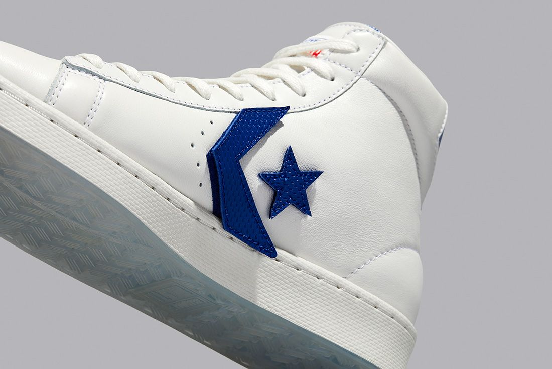 Converse's 'Birth of Flight' Pro Leather official shot