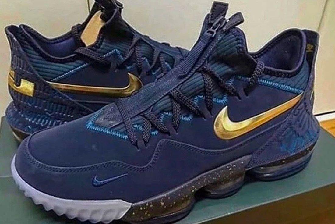 Nike Lebron 16 Agimat Close