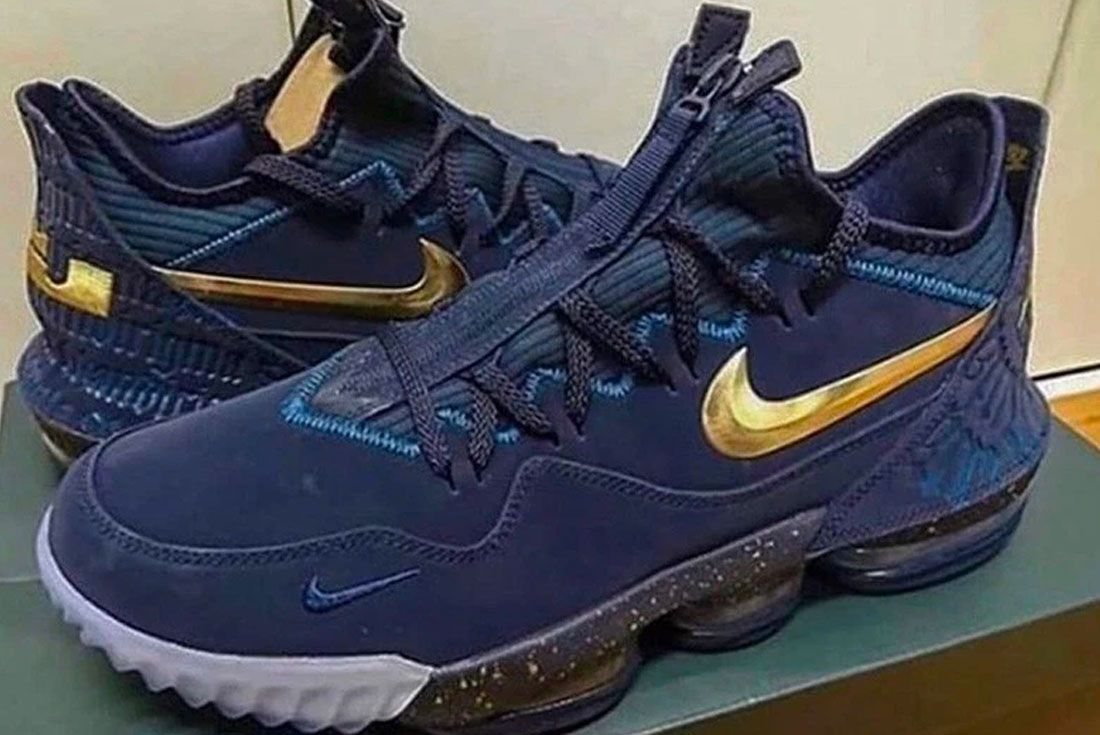 Nike Lebron 16 Agimat Close