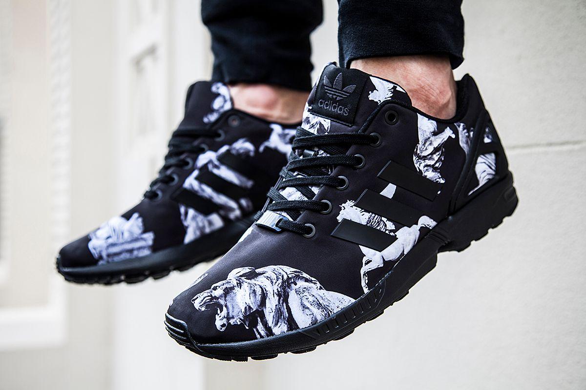 Adidas Zx Flux Black 1