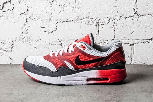Nike Air Max 1 Light Crimson Dark Grey 1