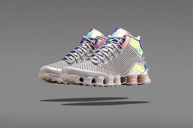 Nike Shox Tlx Mid 1