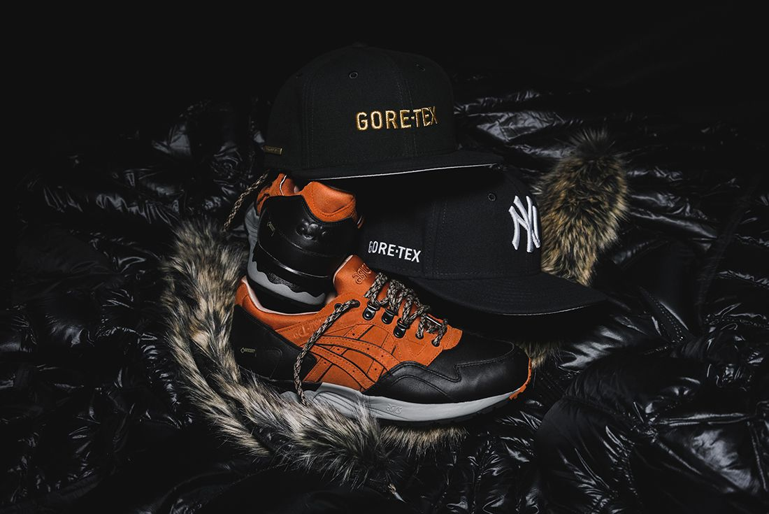 Packer Shoes X Asics Gel Lyte V Scary Cold