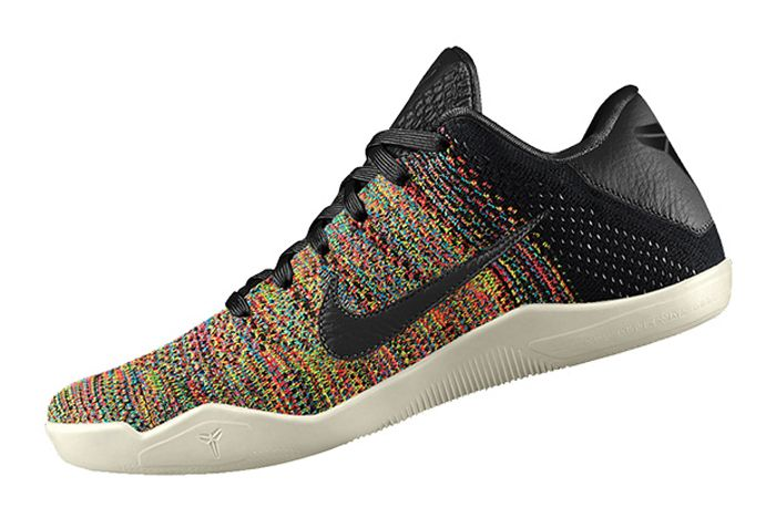 Nike I D Introduces Multi Knit To Kobe 3