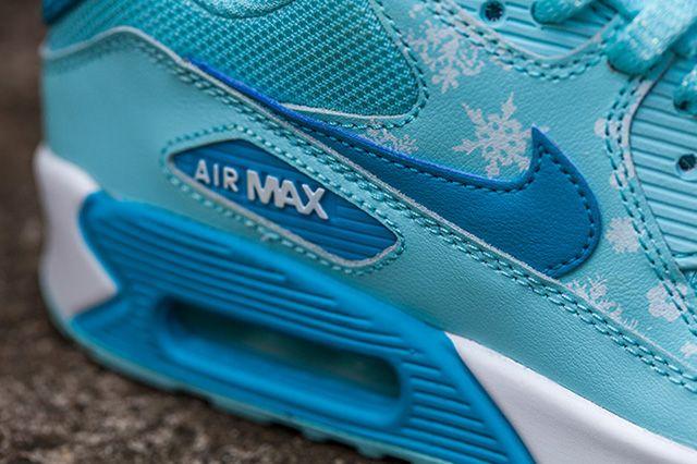Nike Air Max 90 Gs Snowflake 2