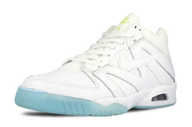 Nike Air Tech Challenge 3 White Volt Ice 3