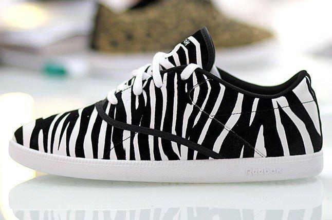 Reebok Sl Berlin Casual Zebra 1
