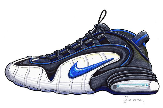 The Making Of The Nike Air Penny 11 1