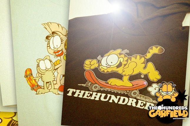 The Hundreds Garfield 6 1
