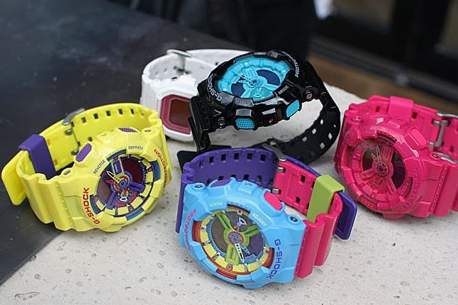G Shock East London Store Opening 4 1