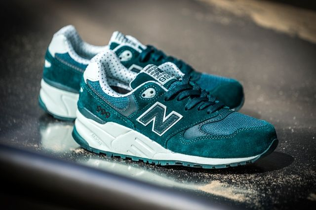 New Balance 999 Sea Foam 2