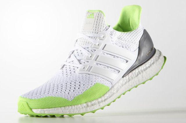 Kolor X Adidas Ultraboost Solargreen 3