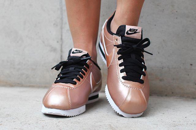 Nike Cortez Classic Wmns Bronze2