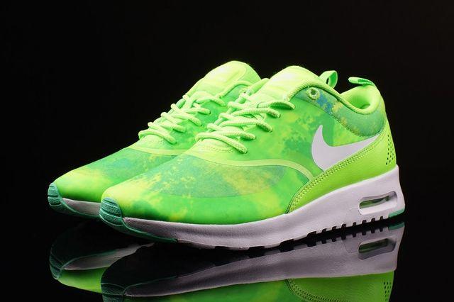 Nike Air Max Thea Print Flash Lime 2