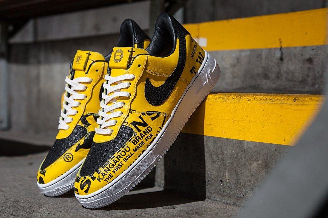 Sneaker Freaker X Bespokeind Melbourne Rules 13