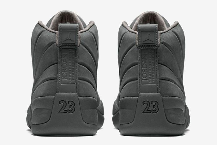 Psny X Air Jordan 12 5