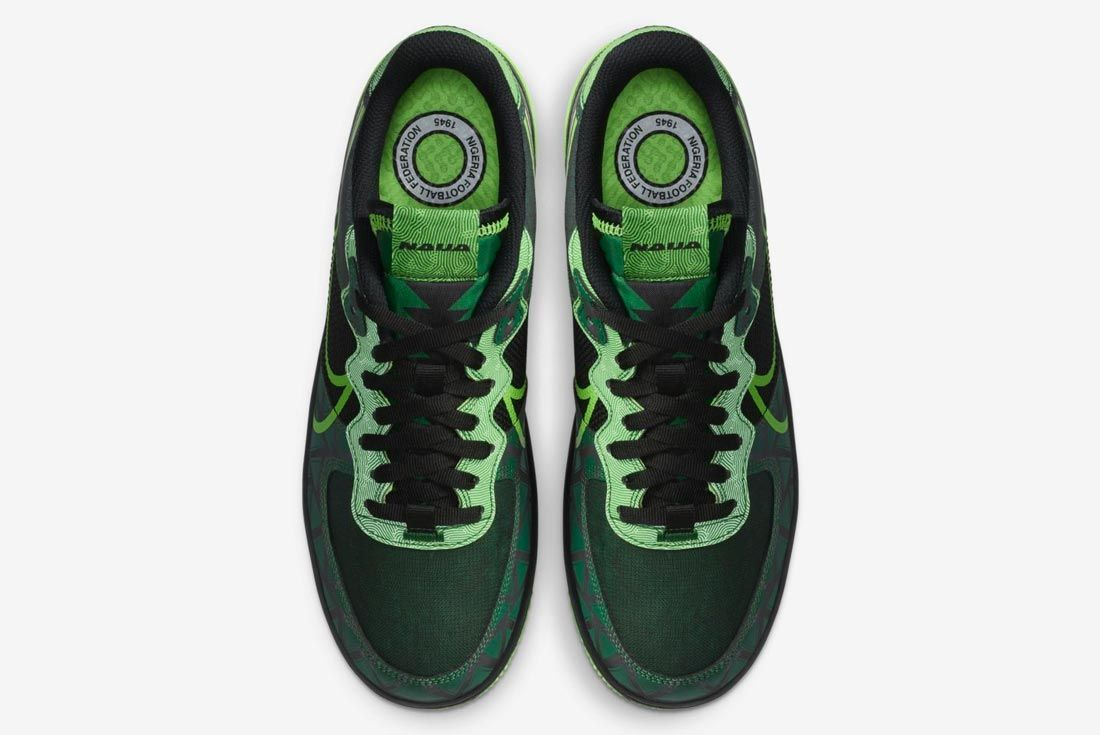 Nike Air Force 1 React 'Naija'