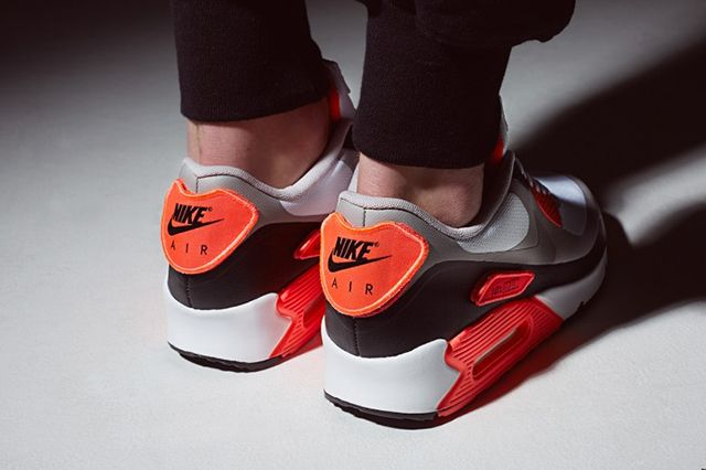 Nike Air Max 90 Patch Infrared 3