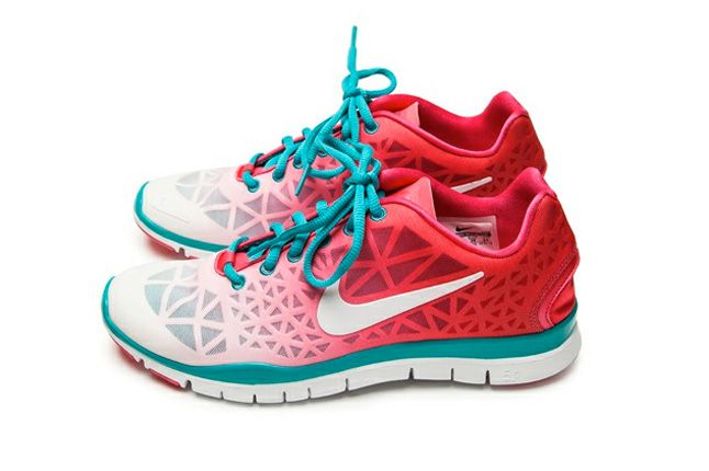 Nike Free Tr Fit 3 Nagoya Womens Marathon Pair Profile 1