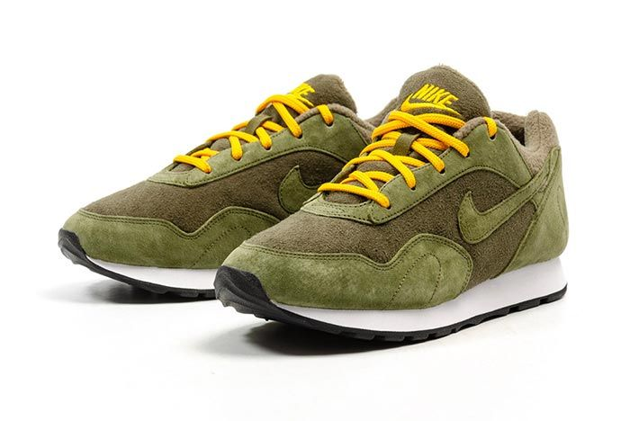 Nike Outburst Olive Canvas 2