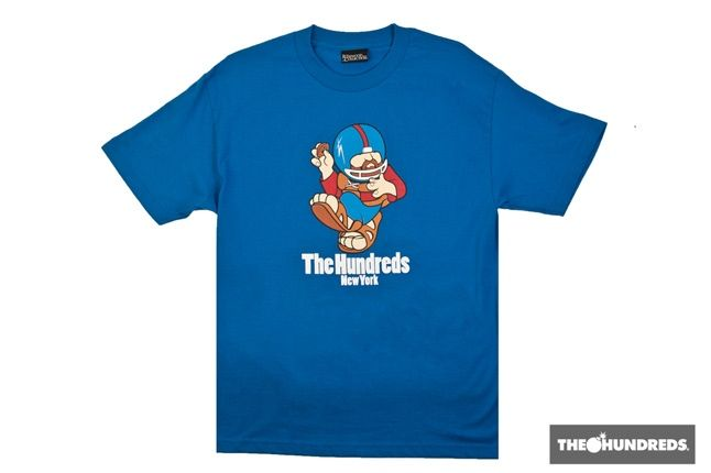 The Hundreds Rosewood Tee 5 1