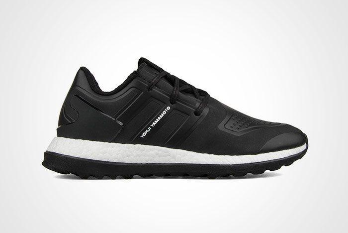 Adidas Y 3 Zg Pureboost Yohji Yamamoto Black White Thumb
