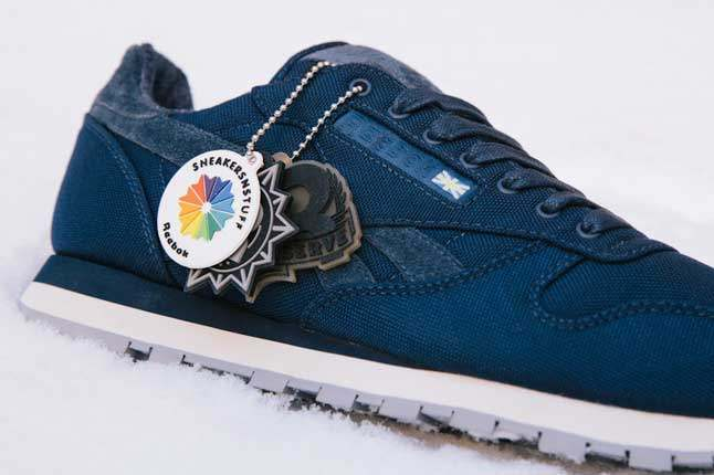 Sneakersnstuff X Reebok Classic Swingtag Detail 1