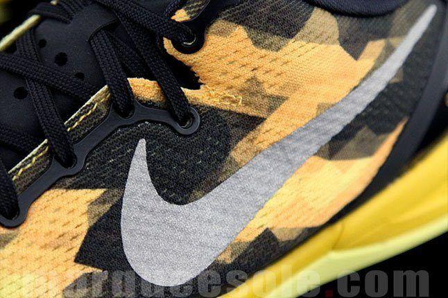 Kobe Black Yellow 1