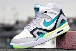 Nike Air Tech Challenge Ii Turbo Green Thumb