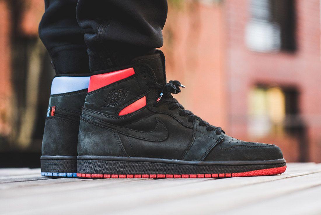 Air Jordan 1 High Quai 54 5