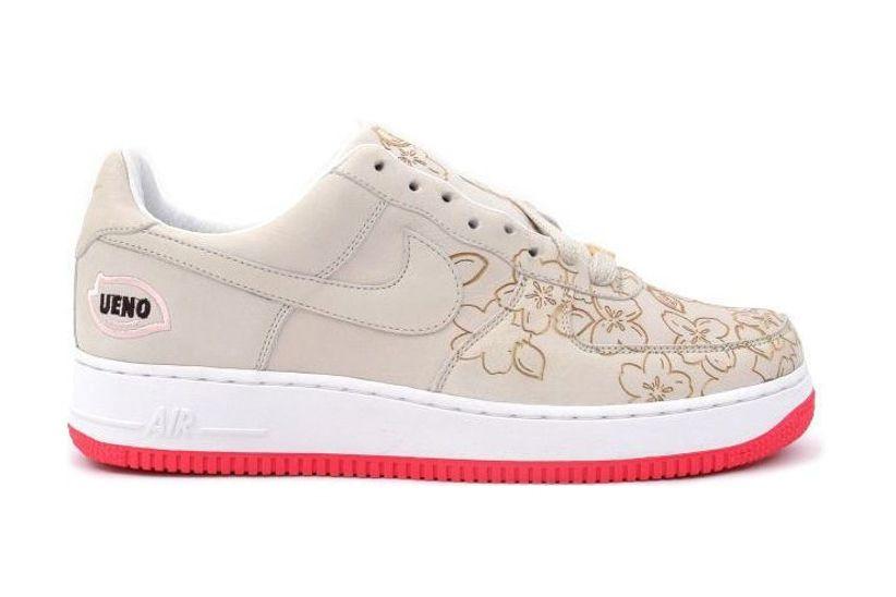 Ueno Sakura Nike Air Force 1 Best Feature