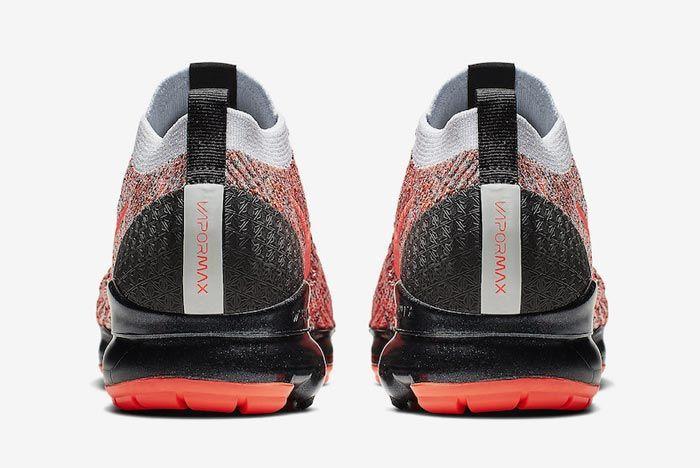 Nike Air Vapormax Bright Mango Heels