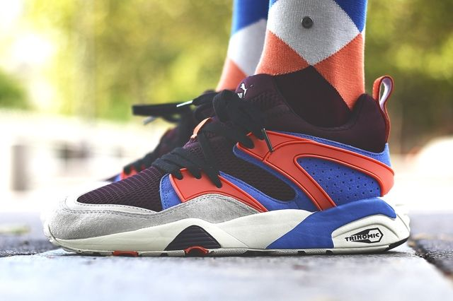 Sneakerness Paris Puma Blaze Of Glory On Feet 4