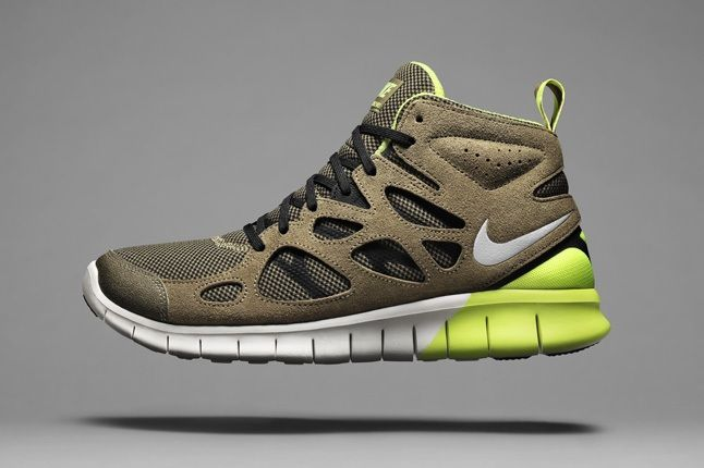 Nike Snearboots 2013 Roshe Mid 6