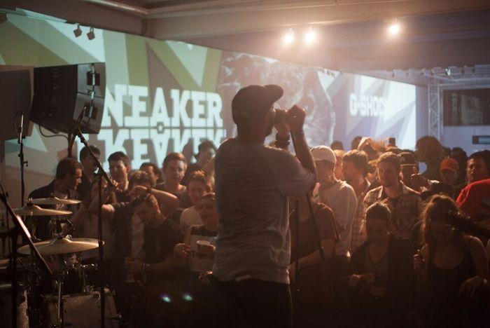 Sneaker Freaker G Shock Launch 19