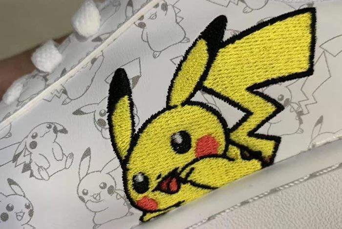 Pokemon X Adidas Sneaker Pikachu