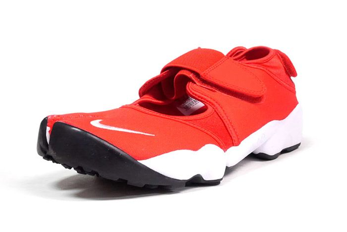 Nike Air Rift Nonfuture Red 3