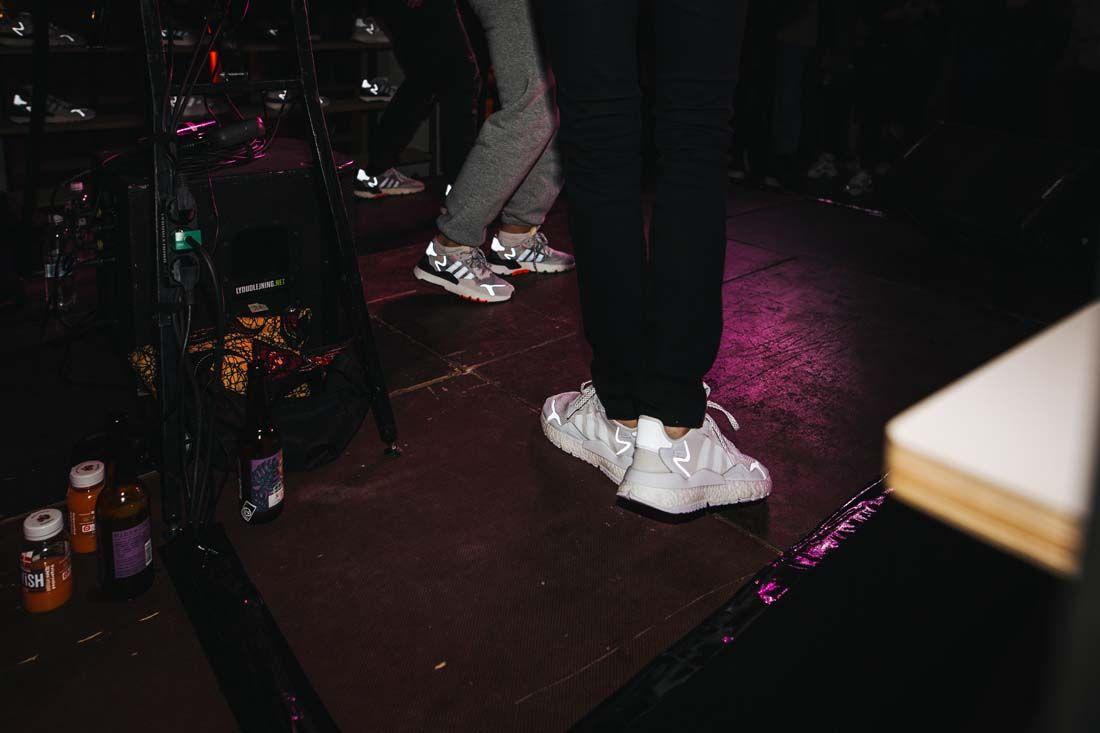 Rezet Sneaker Store Adidas Nite Jogger Release Party Event Recap 49